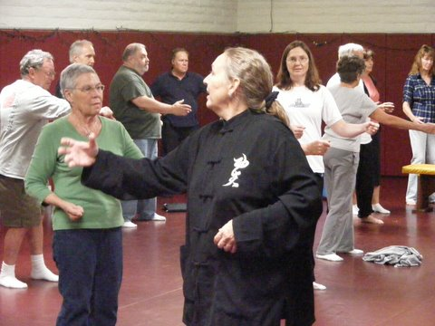 BRAIN TAI CHI EXERCISE