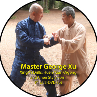 George Xu Yu Xiao Lin Martial Arts Video