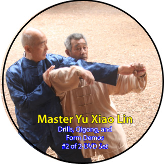 Yu Xiao Lin George Xu Martial Arts Video
