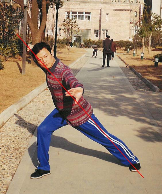 Wu Ji power stretch