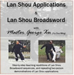 Lan Shou Broadsword video George Xu