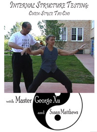 George Xu Tai Chi DVD and Susan Matthews